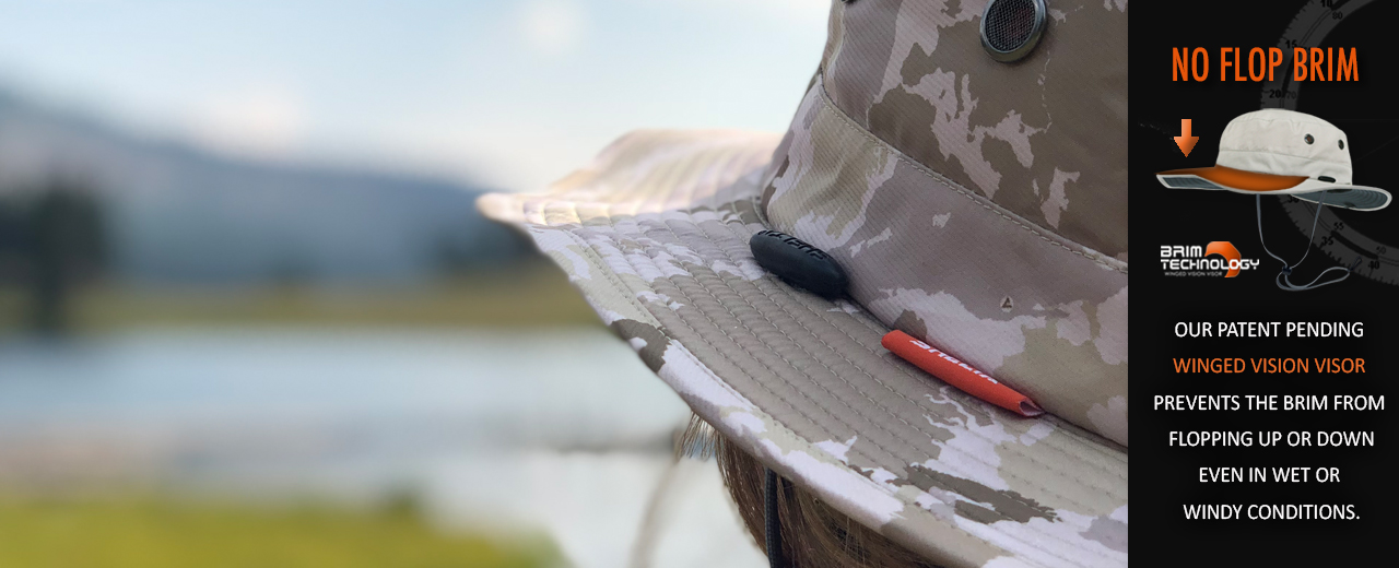 6f402dfb38a65 The SEAHAWK performance sun hat is our mid-width brim style for those who  would